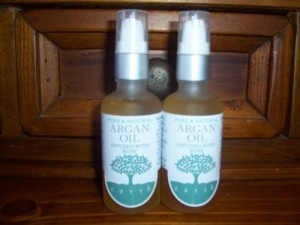 Argan oil 50ml with Rose Essential oil
