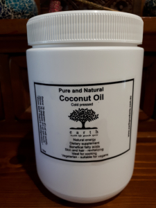 coconut oil 1litre