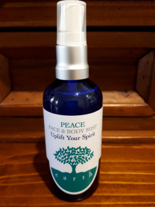 face and body mist PEACE
