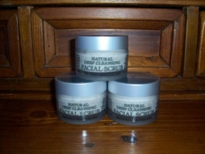 50ml Deep cleansing Facial Scrub