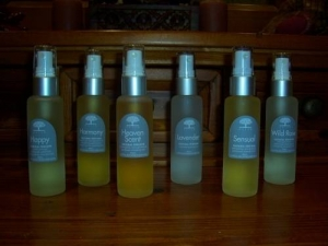 Natural Perfume - Harmony- pure essential oils