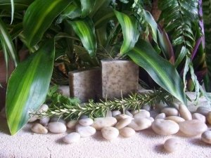Soap Bar (Cleansing and Purification)